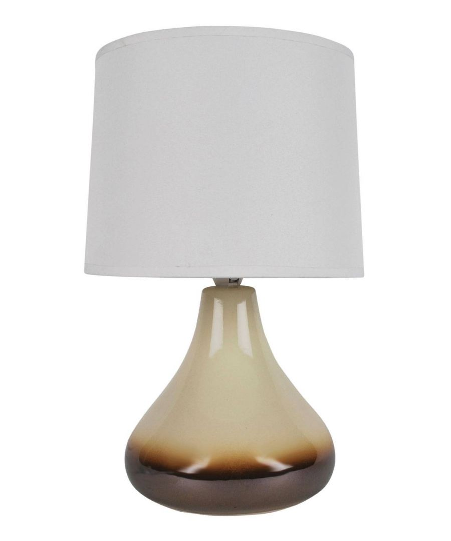 Image for Jada 32cm Table Lamp Cream