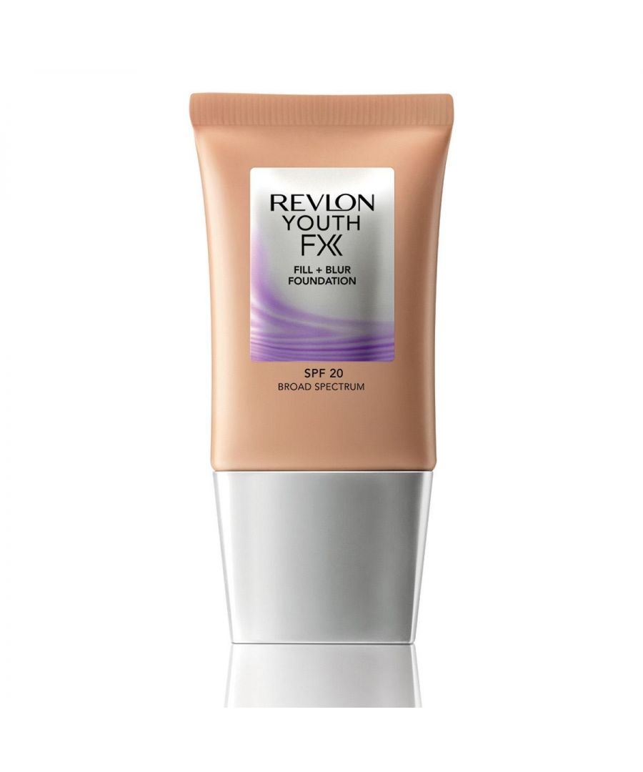 Image for Revlon Youth FX Fill + Blur Foundation SPF20 - 330 Natural Tan