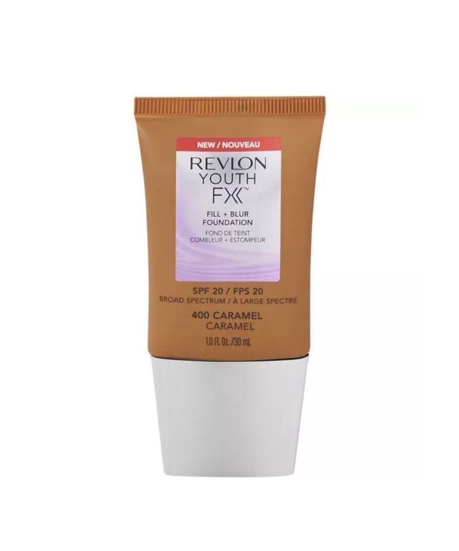 Image for Revlon Youth FX Fill + Blur Foundation SPF20 - 400 Caramel