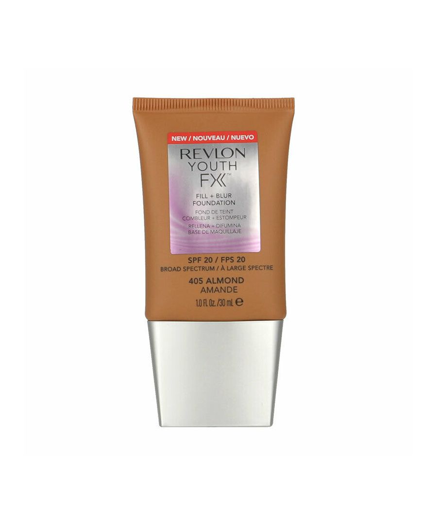 Image for Revlon Youth FX Fill + Blur Foundation SPF20 - 405 Almond