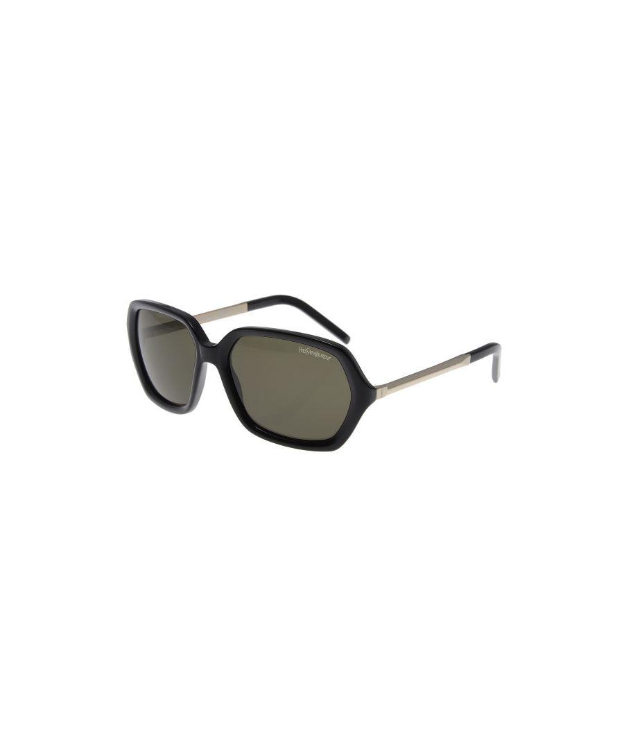 Image for Yves Saint Laurent YSL 6322/S RHP/NR Sunglasses