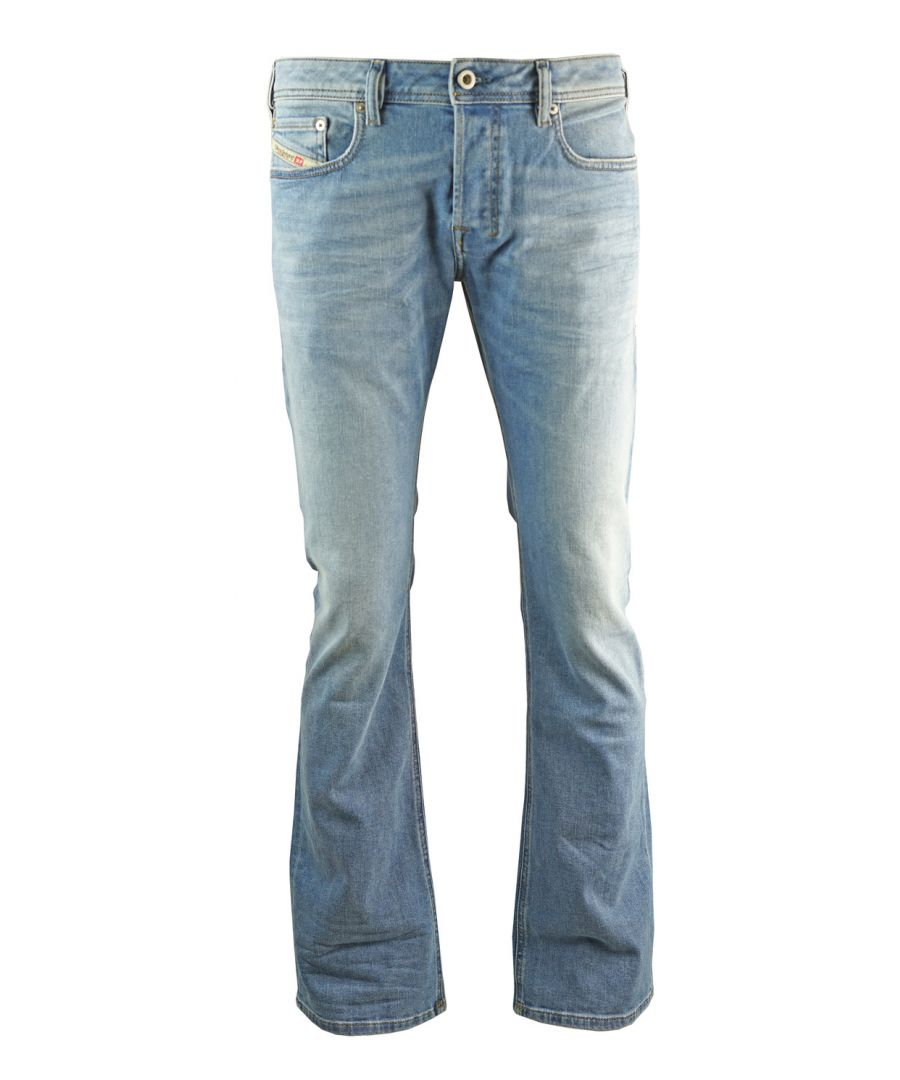Image for Diesel Zatiny R4MR8 Jeans