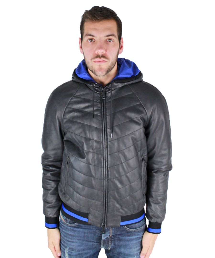 Image for Armani Jeans ZGB04P ZGP03 Jacket