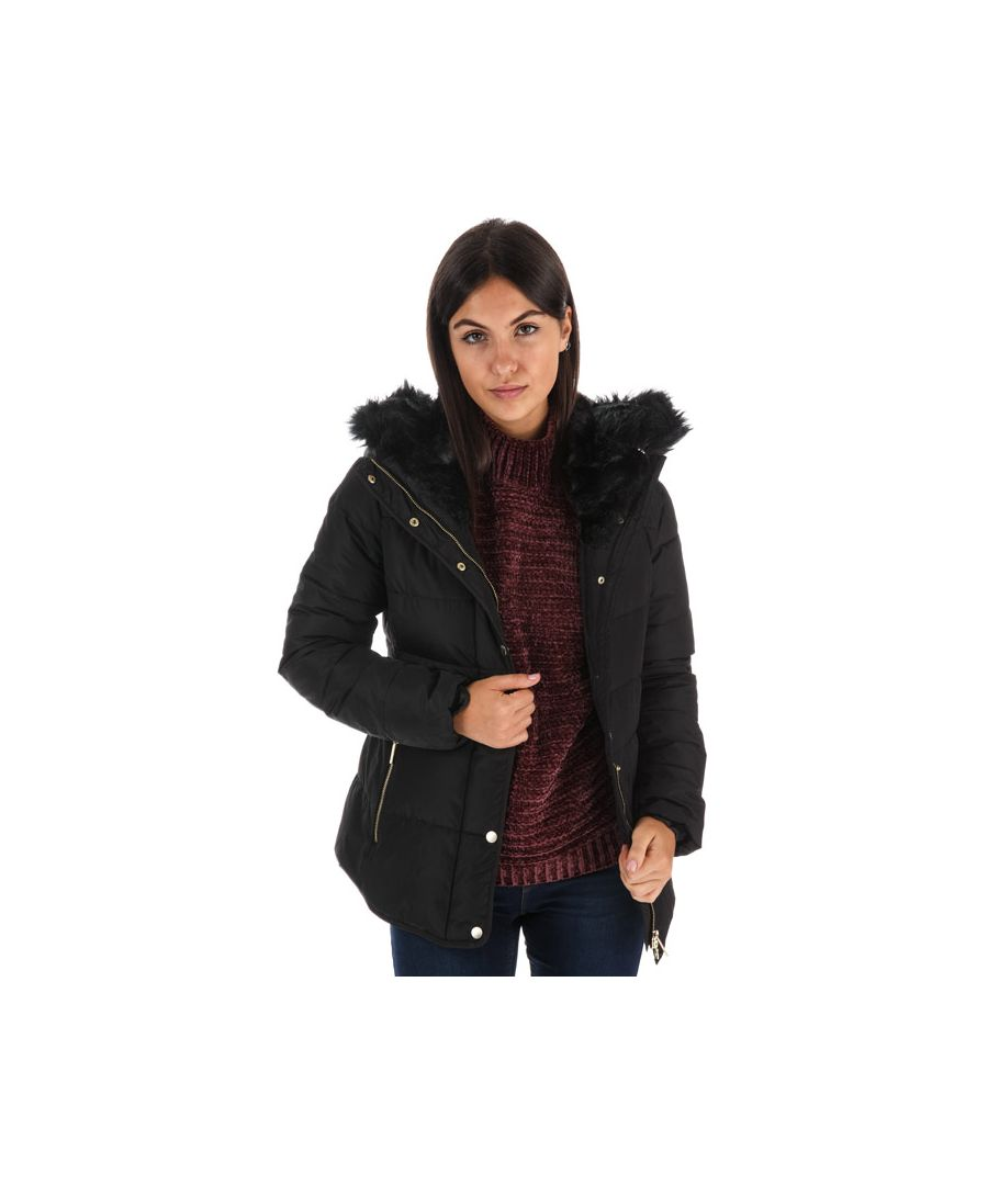 Image for Women's Elle Zoe Down Jacket in Black