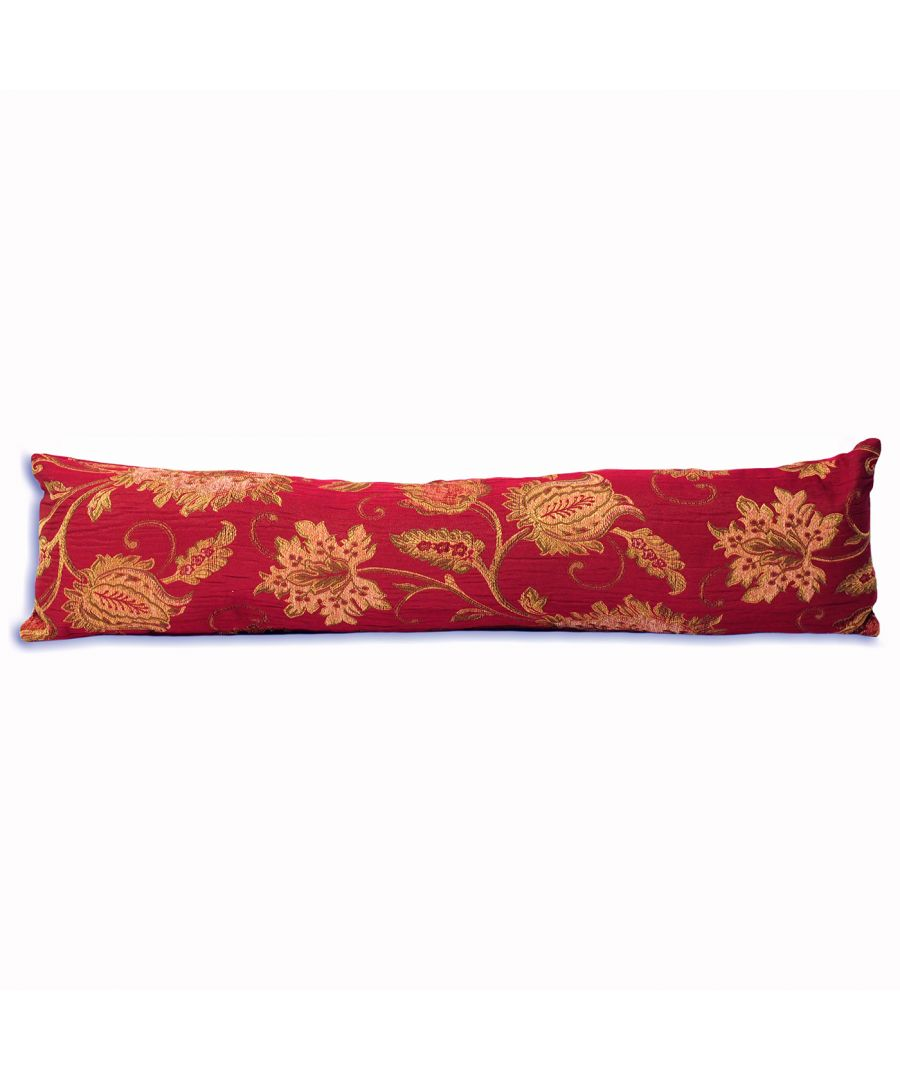 Image for Zurich Draught Excluder Burgundy